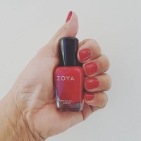 Shade Spotlight Join our community - Tag your photos #EverydayZoya for a chance to be featured here!